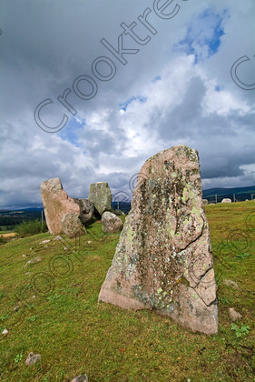 Tomnaverie Stone Circle Scotland TO4129154JHP 