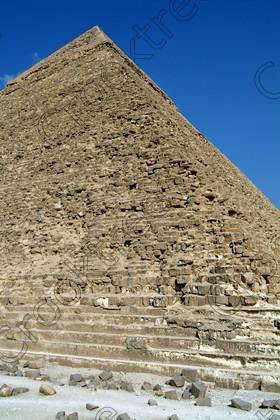 Image Giza Khafre Pyramid EG024109jhp by Jim Henderson