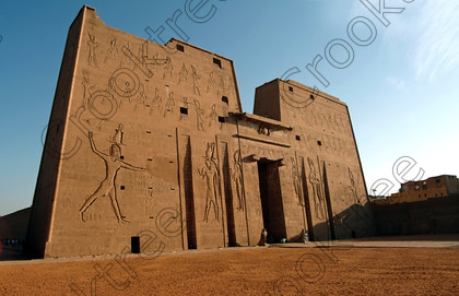 Edfu Pylon South EG0201JHP 