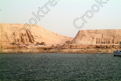 Abu Simbel from Lake EG051512JHP 