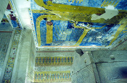 Tomb Ramasses IV EG01712JHP 