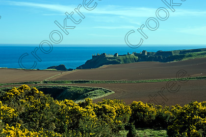 Dunnottar Castle Spring UP220147jhp 