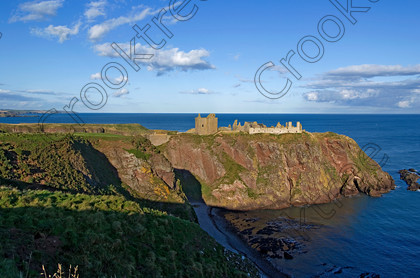 Dunnottar Castle Scotland VS2929JHP 