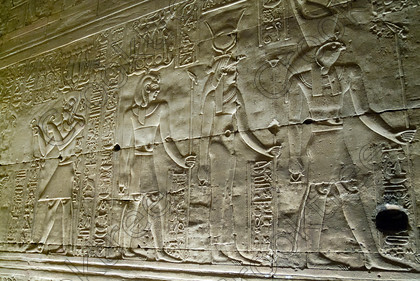 Edfu Temple Wall Reliefs EG052205JHP 