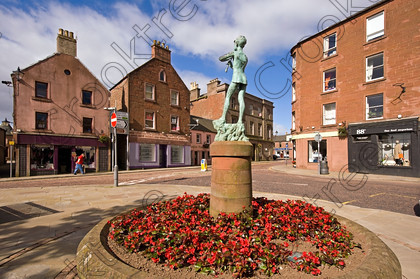 Kirriemuir Barrie Memorial qwe9562jhp 