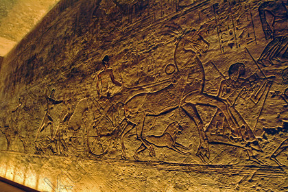 Abu Simbel Wall Relief EG02069JHP 