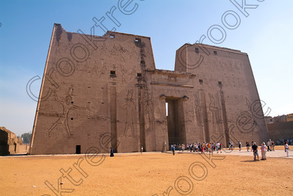Edfu Pylon Scale EG052247JHP 