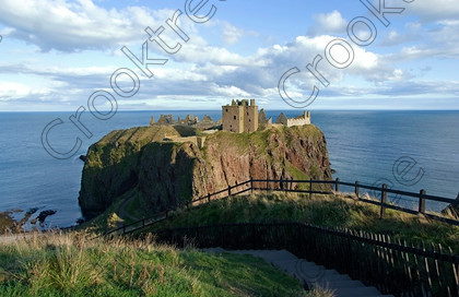 Dunnottar Castle Scotland VS2899JHP 